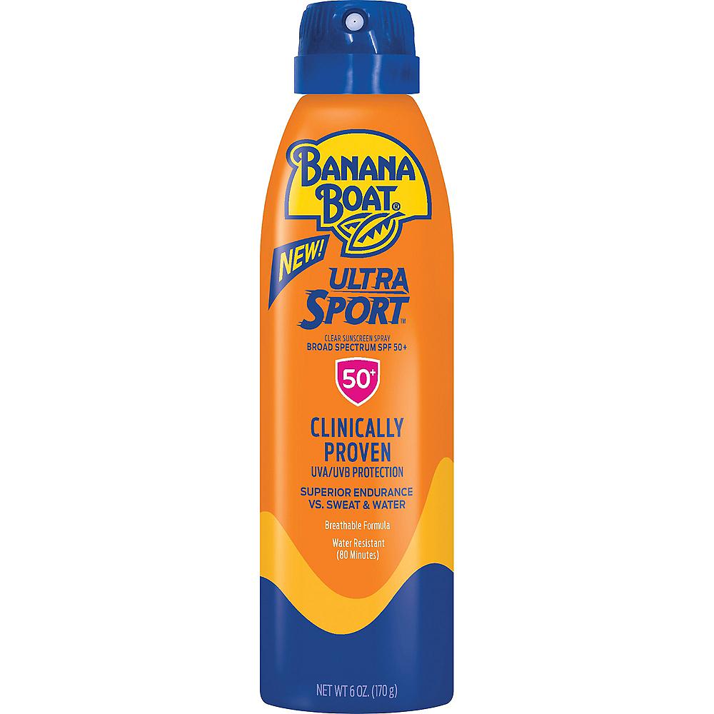 Banana Boat Ultra Sport Spray Sunscreen SPF 50 Image #1
