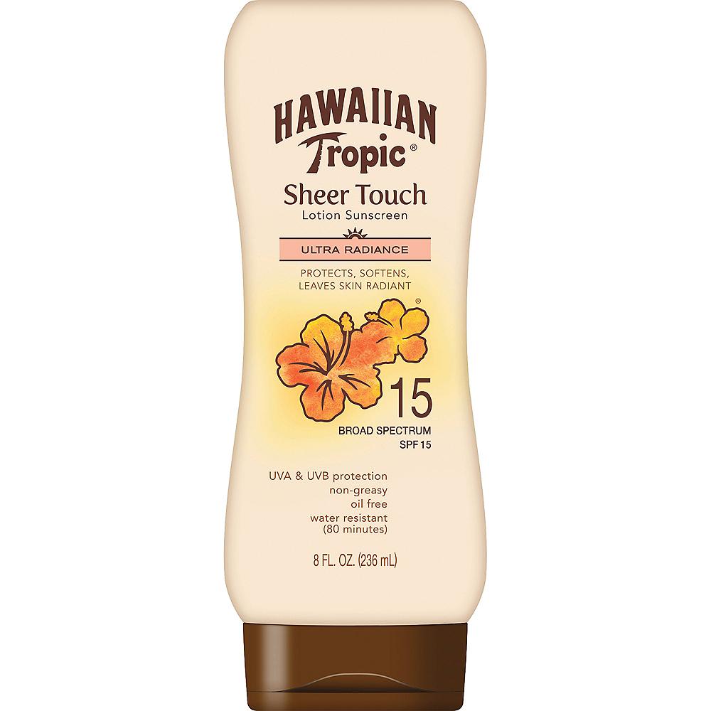 Hawaiian Tropic Sheer Touch Lotion Sunscreen SPF 15 Image #1