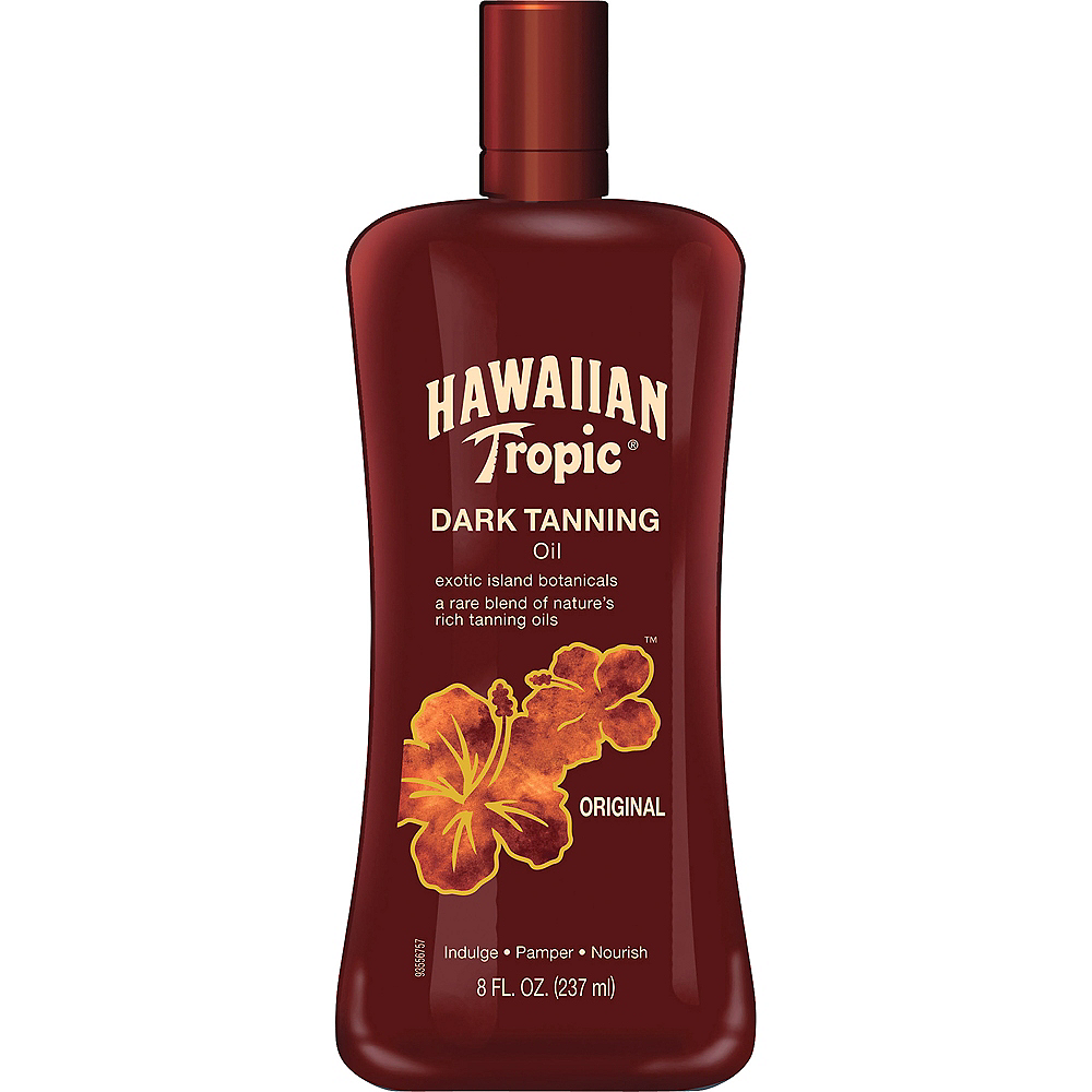 Hawaiian Tropic Dark Tanning Oil Image #1