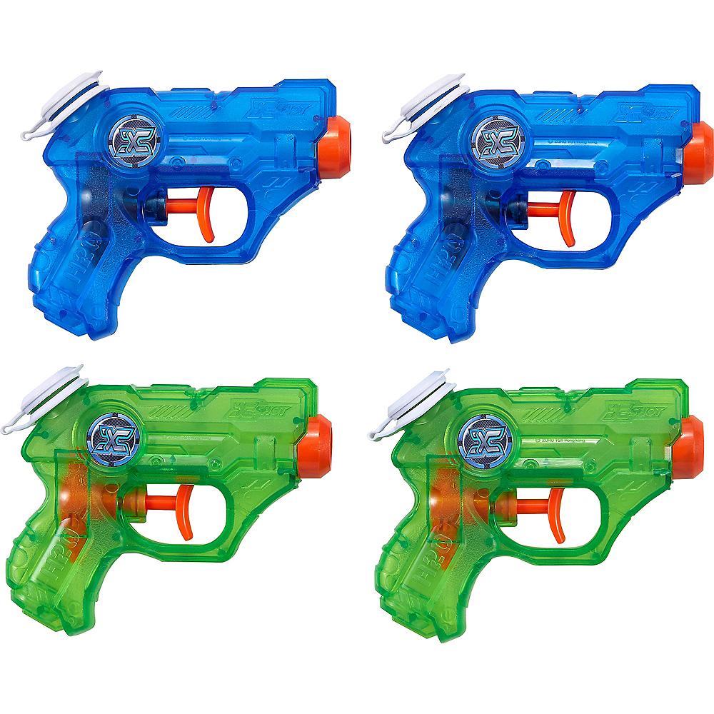 Nano Drencher Water Blasters 4ct Image #1