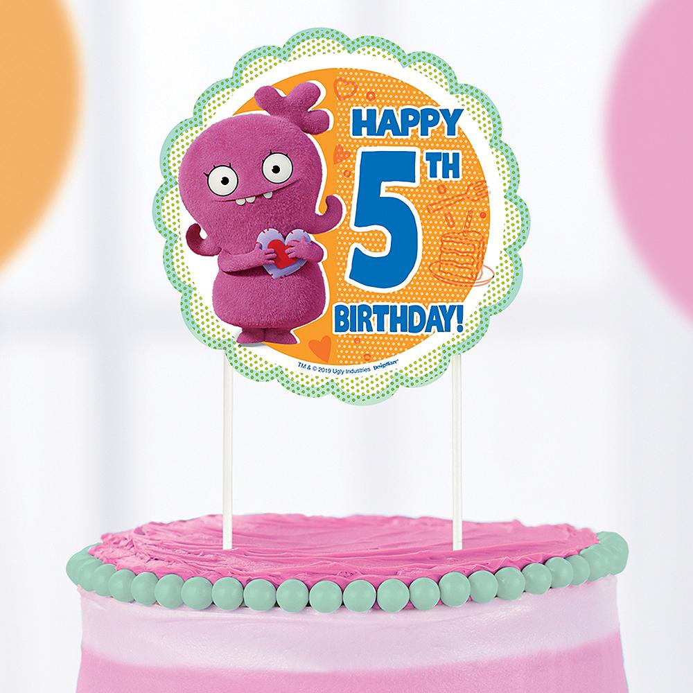 UglyDolls Cake Topper Kit Image #1