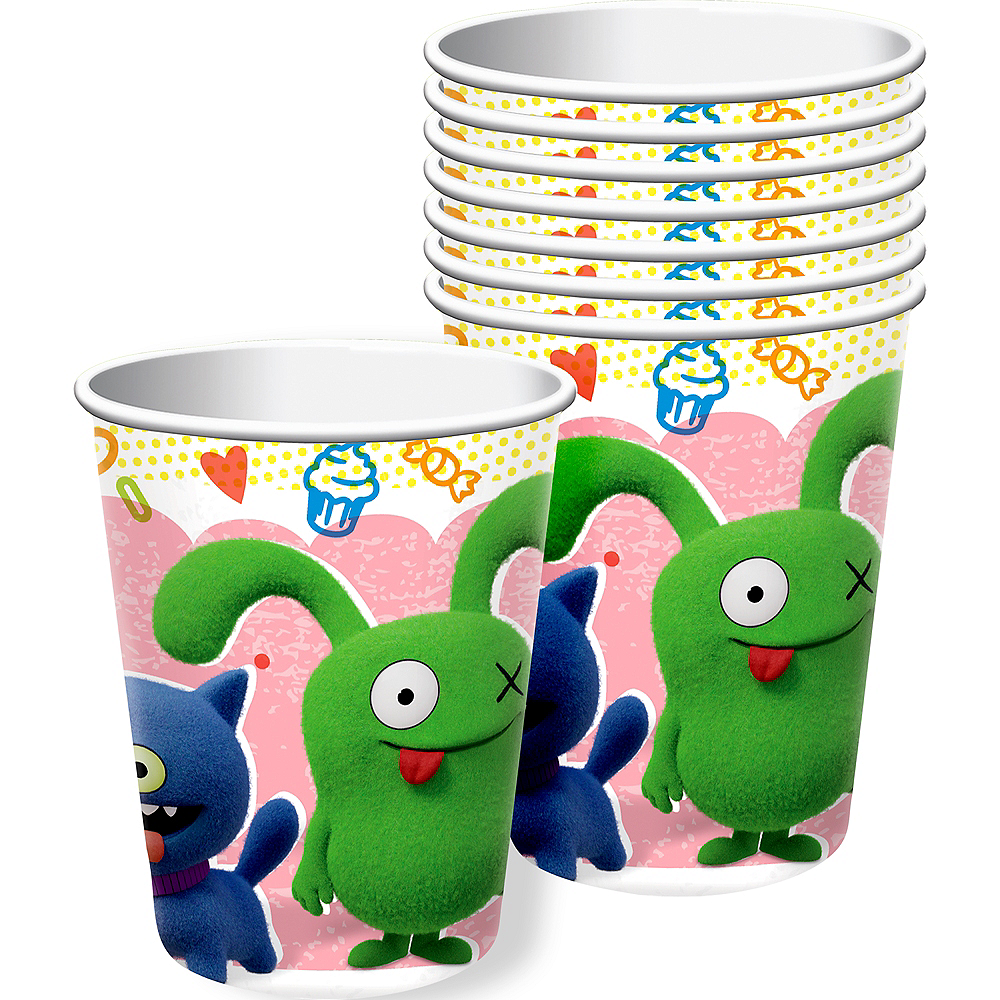 Nav Item for UglyDolls Cups 8ct Image #1