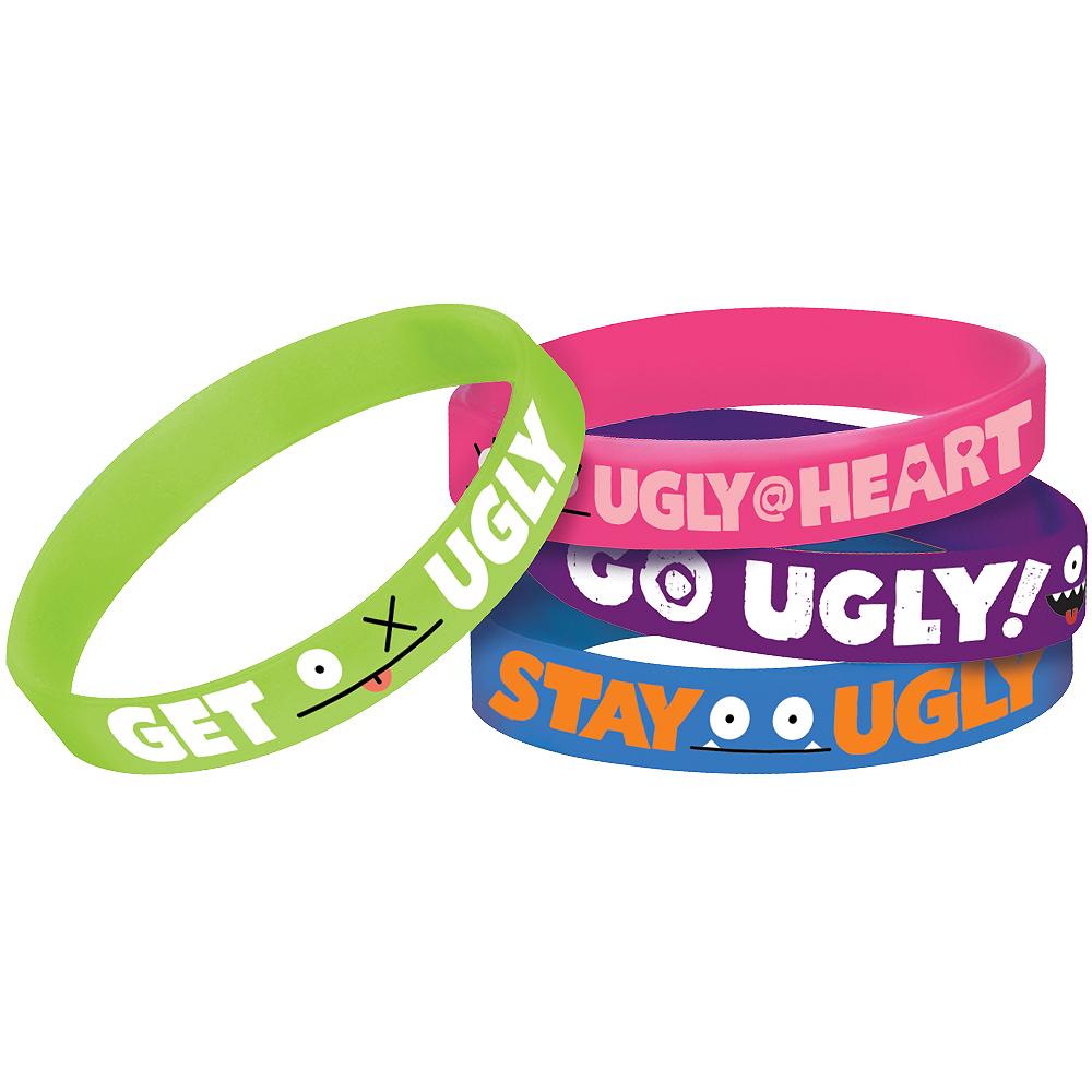 UglyDolls Wristbands 4ct Image #1