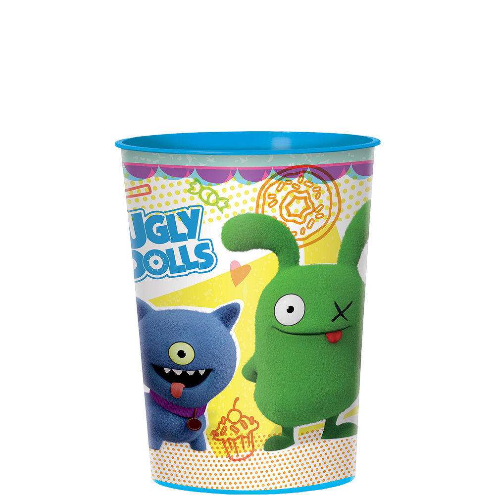 Nav Item for UglyDolls Favor Cup Image #1