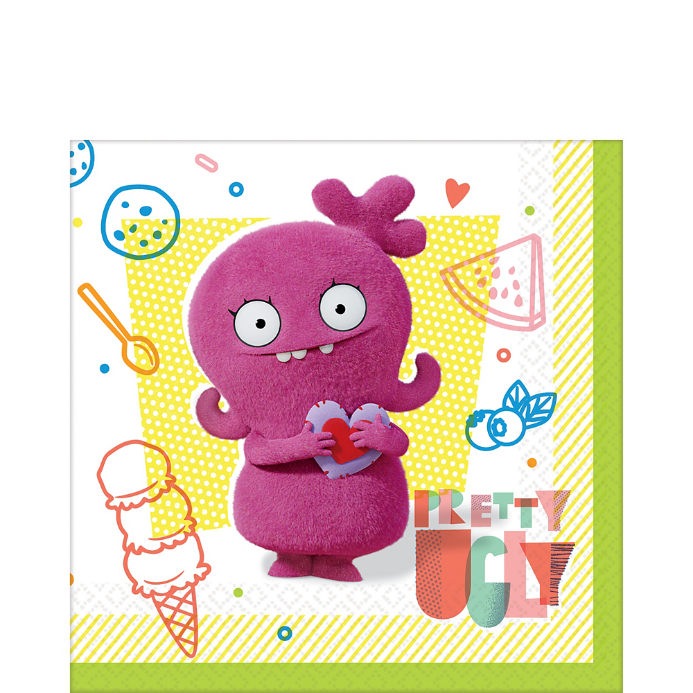UglyDolls Lunch Napkins 16ct Image #1