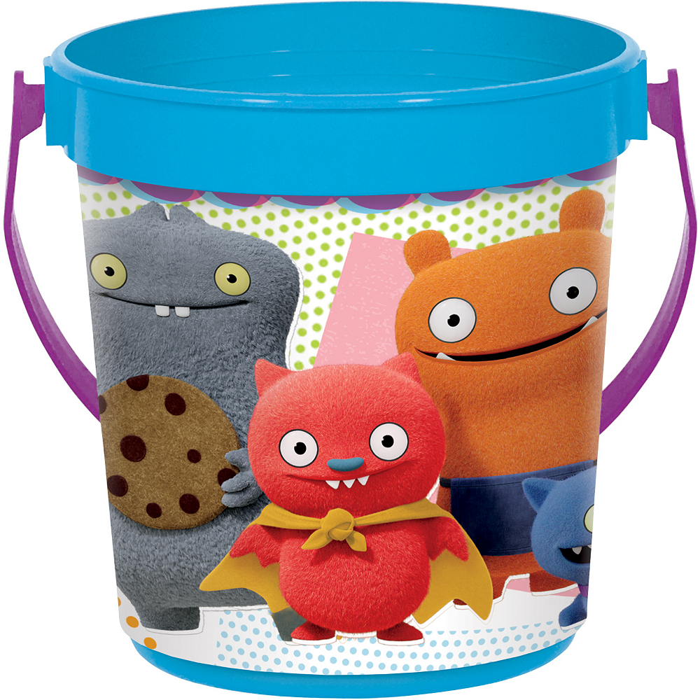 UglyDolls Favor Container Image #1