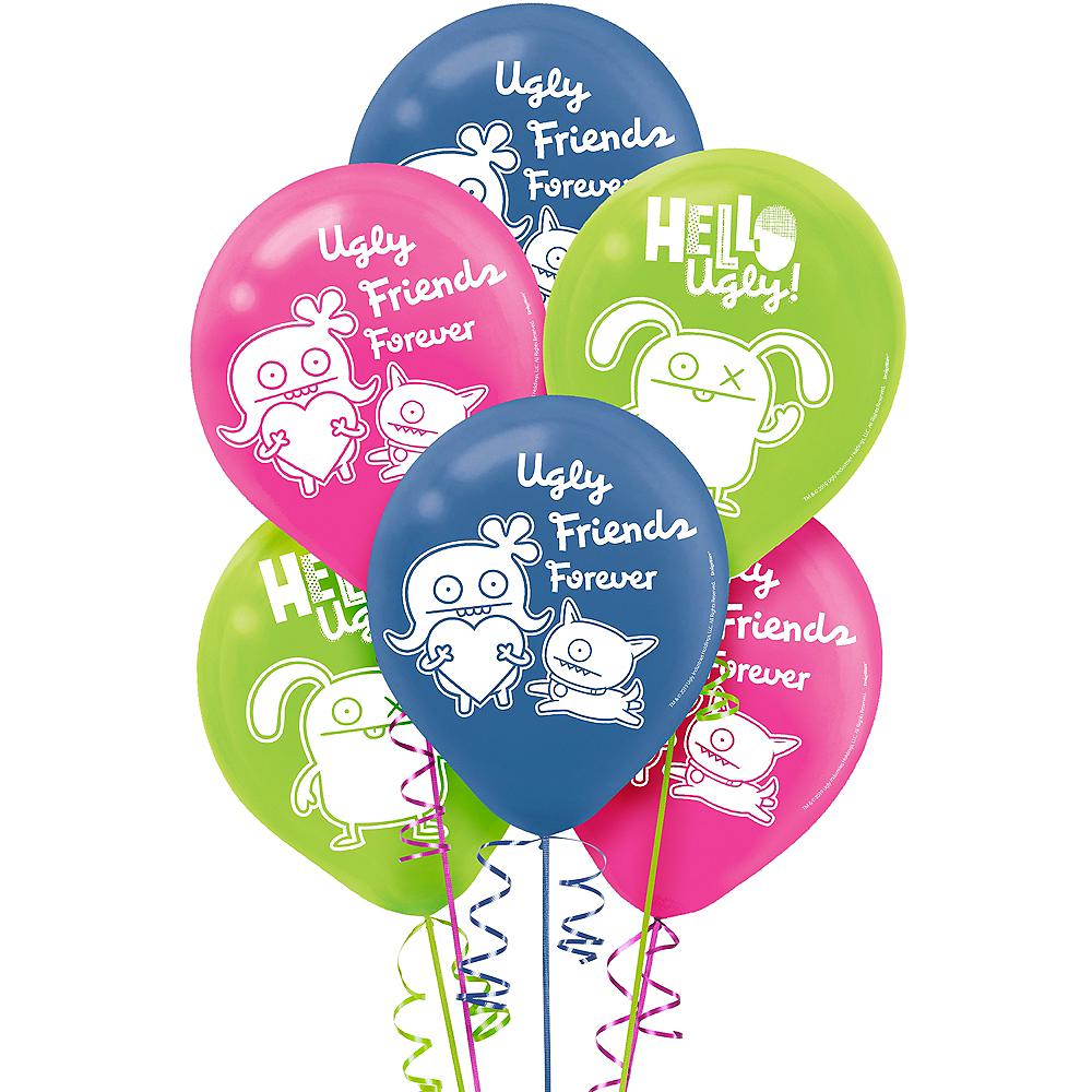 UglyDolls Balloons 6ct Image #1