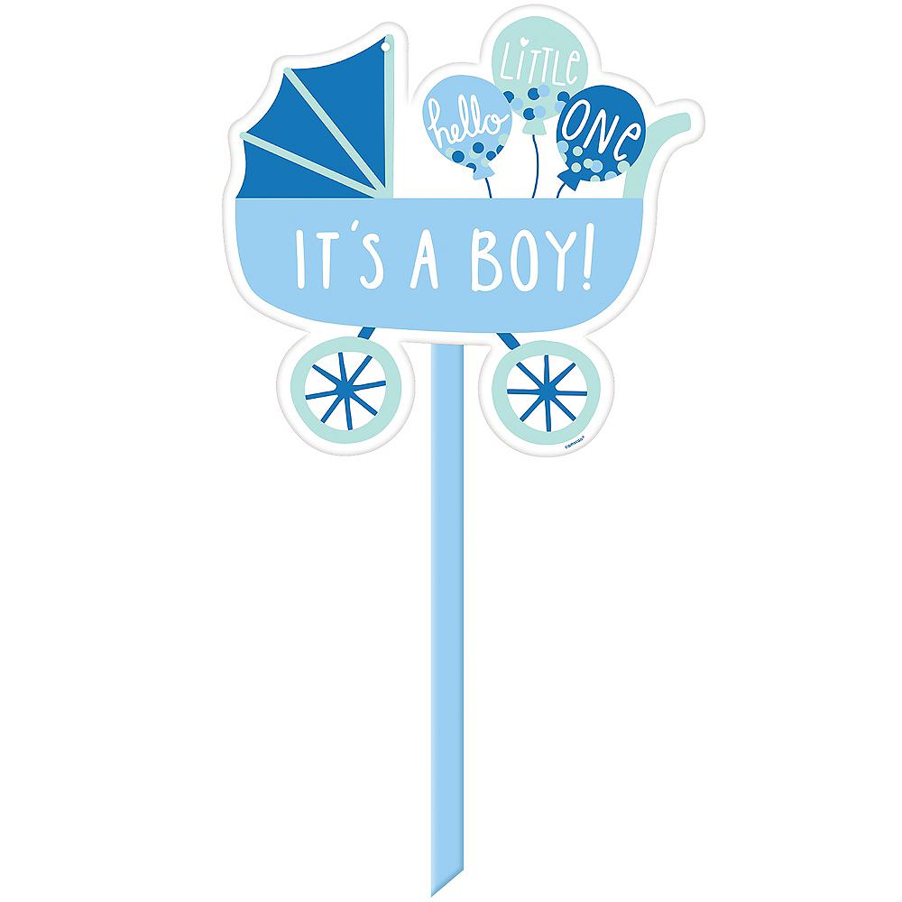 It's a Boy Yard Sign Image #1