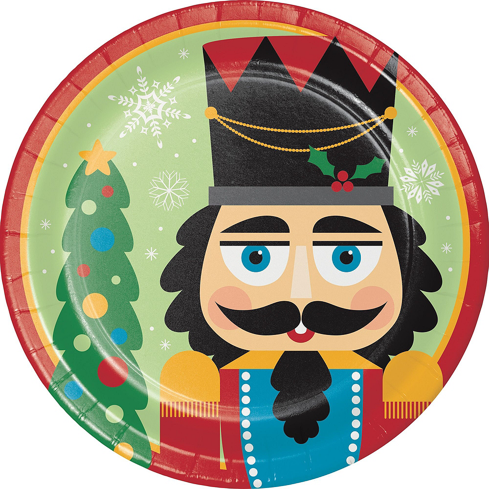 Nutcracker Tableware Kit for 16 Guests Image #3