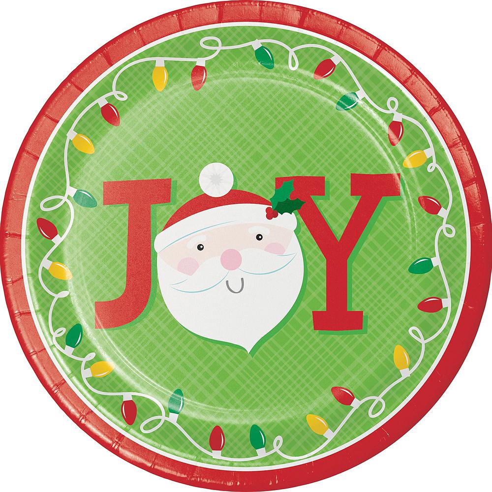 Friends of Santa Tableware Kit for 32 Guests Image #1