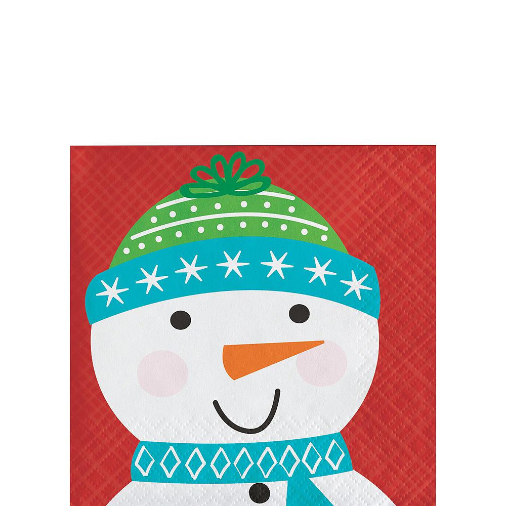 Friends of Santa Tableware Kit for 32 Guests Image #2