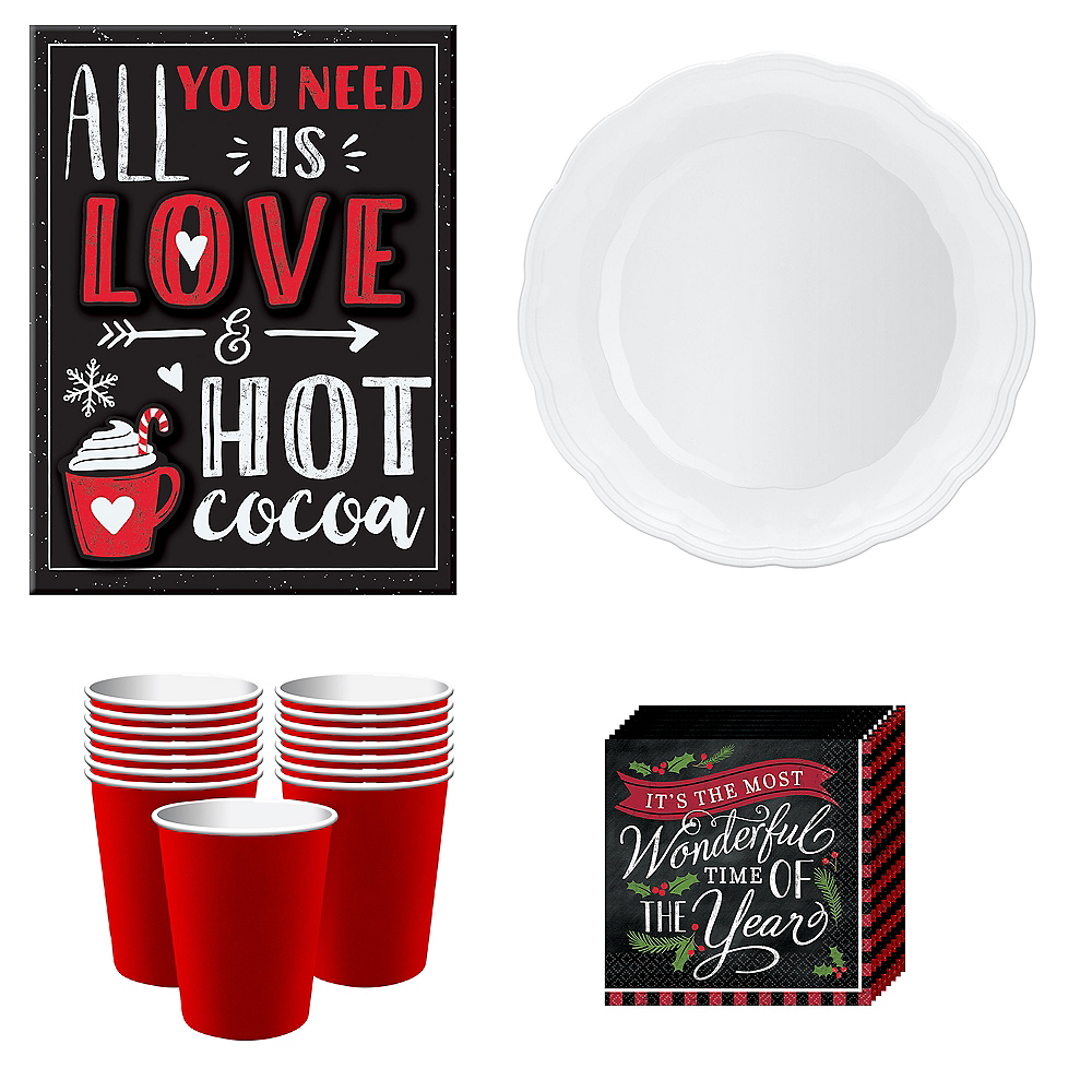 Crazy Coco Beverage Party Kit for 8 Image #1