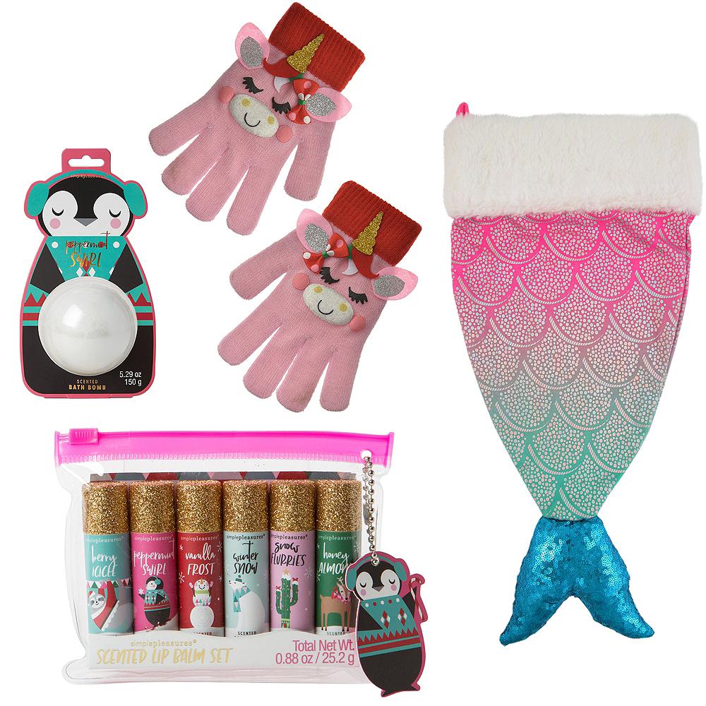 Mermaid Stocking Stuffer Kit Image #1