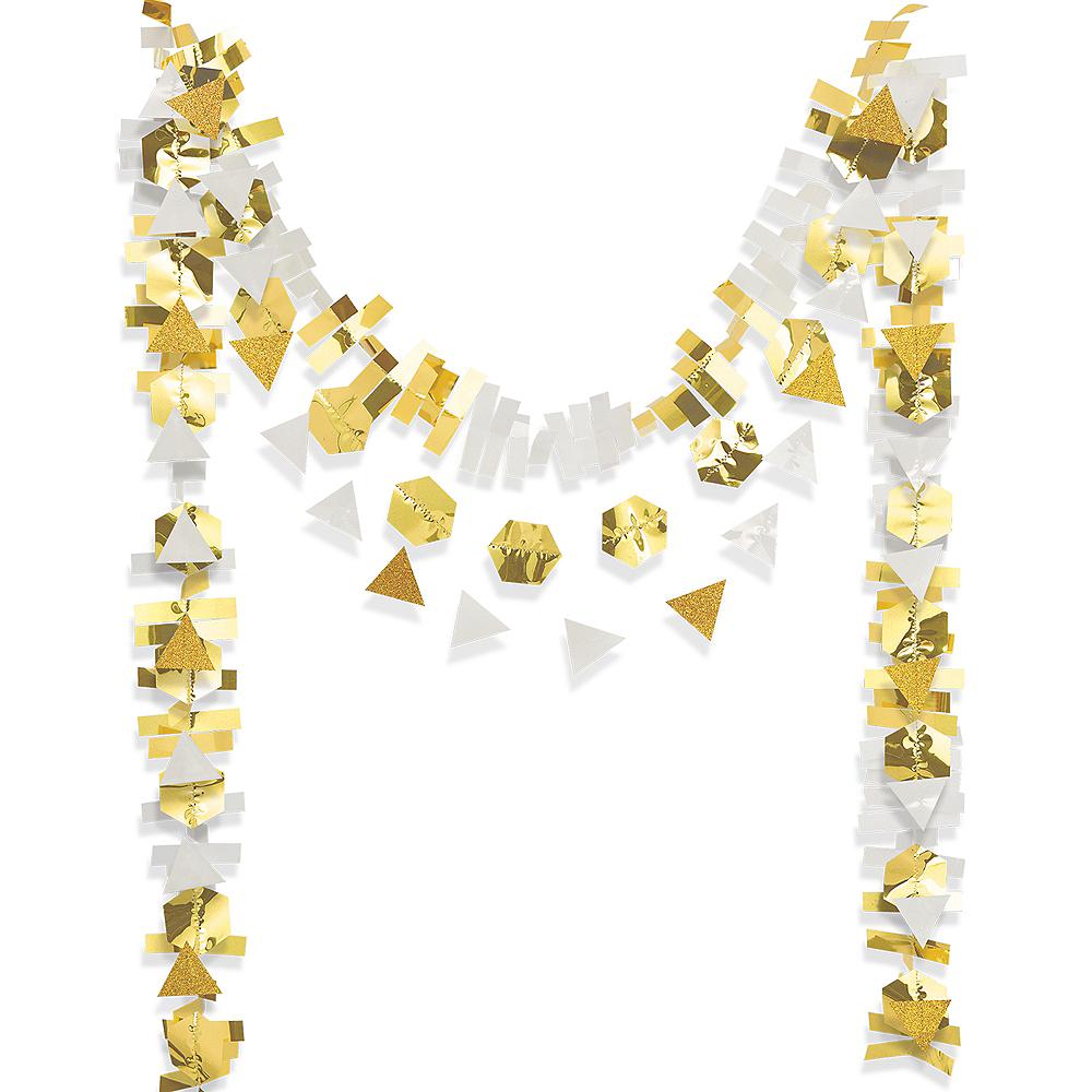 Gold Layered Garland 3pc Image #1