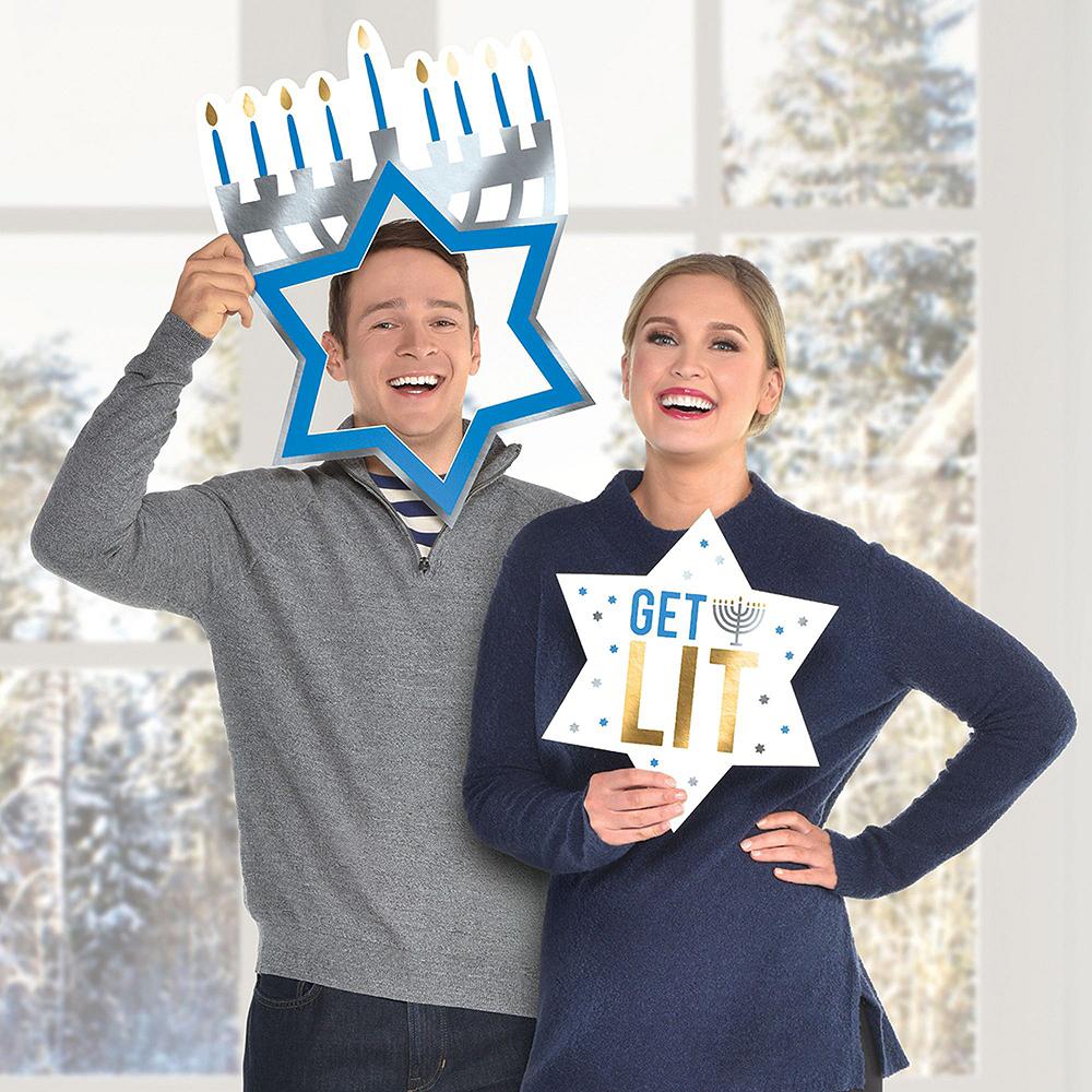 Super Hanukkah Photo Booth Kit Image #3