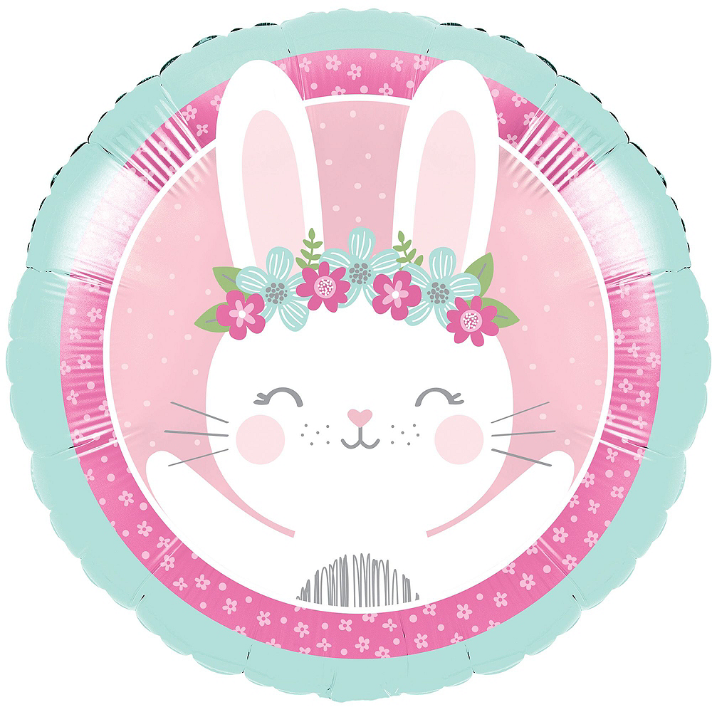 Nav Item for Some Bunny 1st Birthday Balloon Kit Image #4