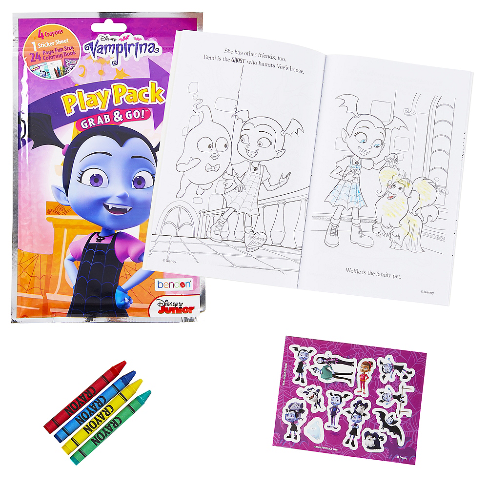 Vampirina Grab & Go Play Pack Image #1