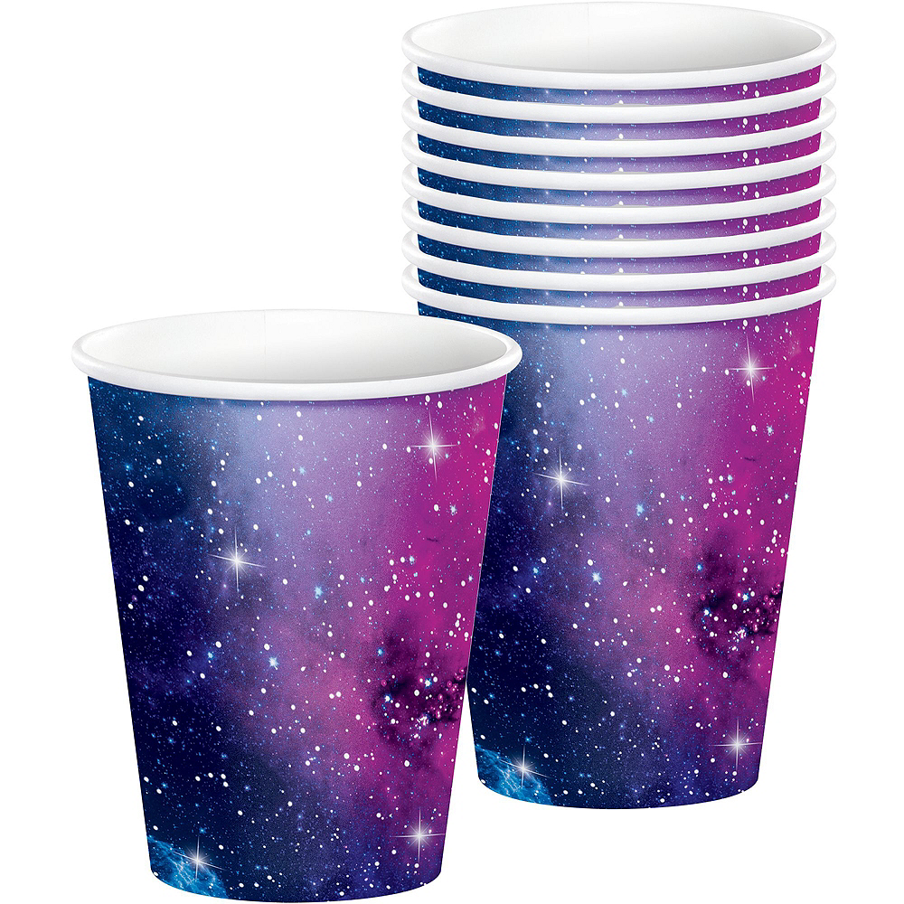 Galaxy Tableware Kit for 24 Guests Image #6