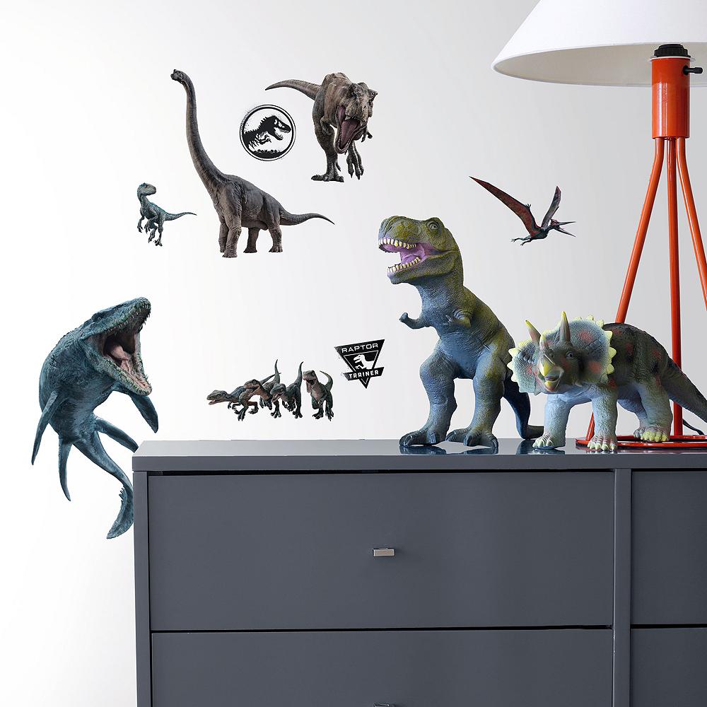 Jurassic World 2 Wall Decals 19ct Image #1