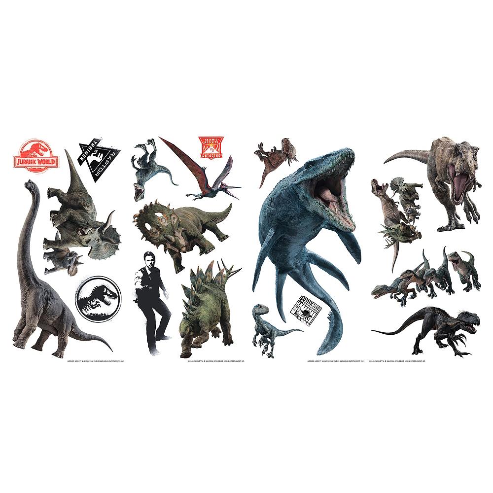 Jurassic World 2 Wall Decals 19ct Image #2