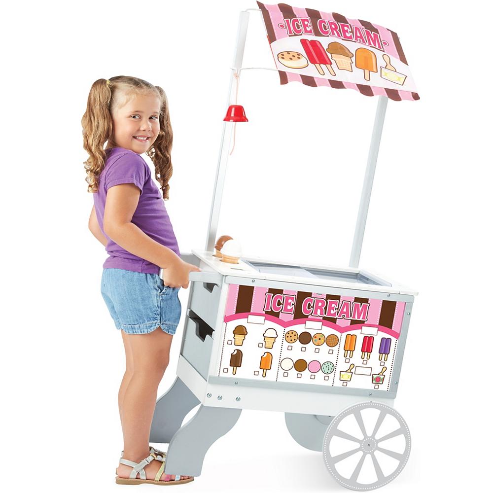 Melissa & Doug Snacks and Sweets Food Cart Image #3