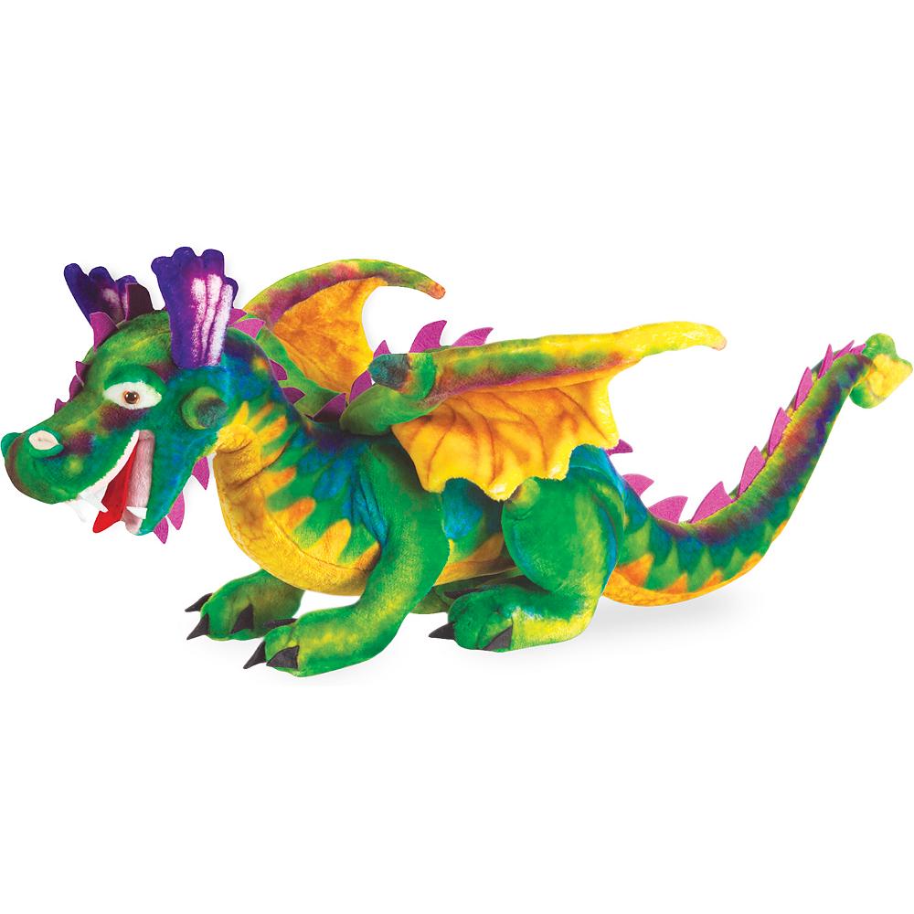 Melissa & Doug Giant Dragon Plush Image #1