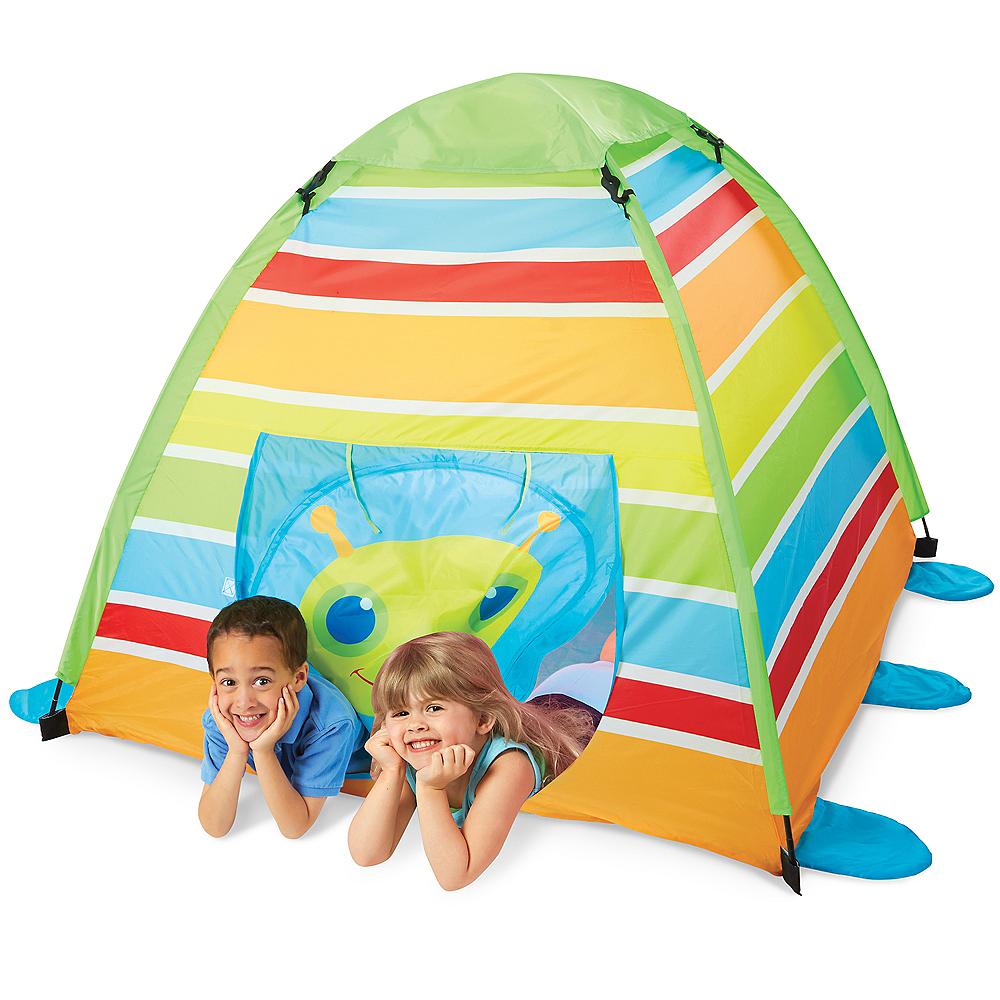 Melissa & Doug Giddy Buggy Camping Tent Image #3