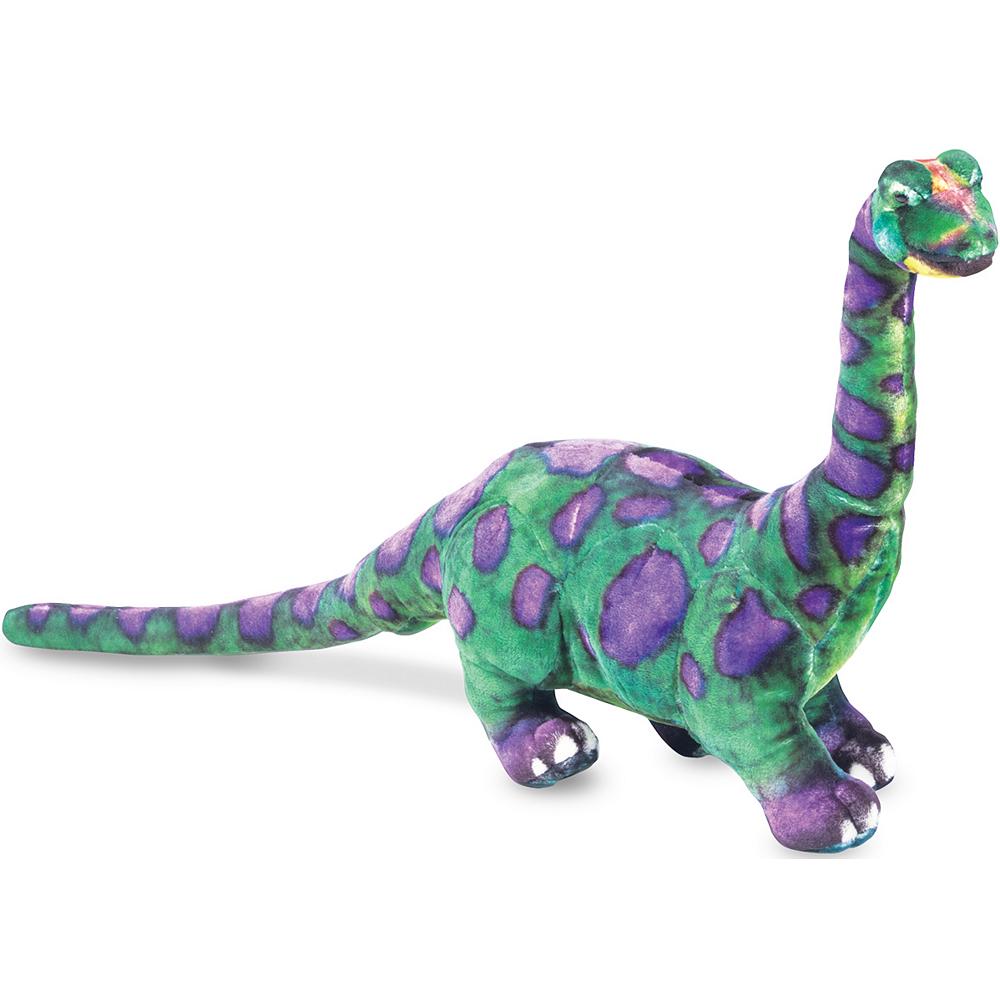 Melissa & Doug Apatosaurus Dinosaur Plush Image #1