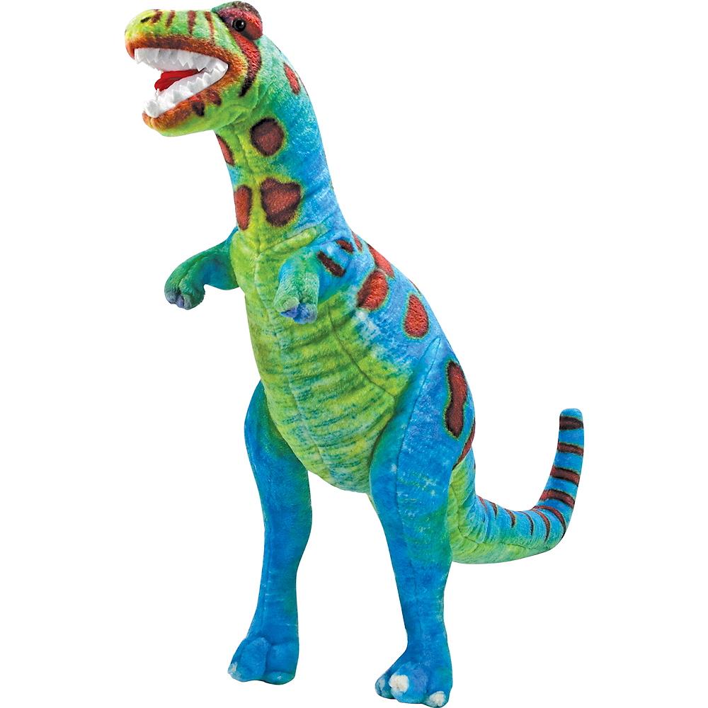 Melissa & Doug Giant T-Rex Dinosaur Plush Image #1
