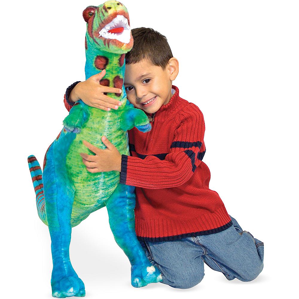 Melissa & Doug Giant T-Rex Dinosaur Plush Image #2