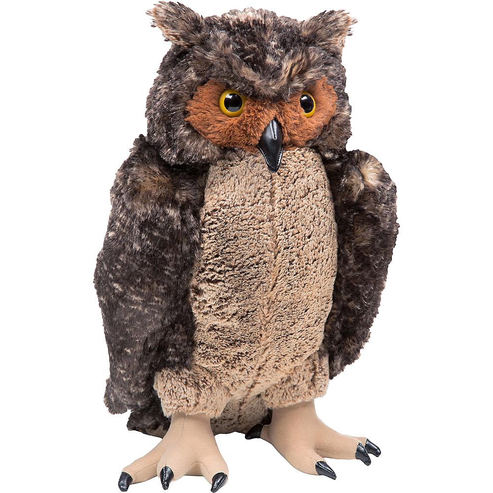 Melissa & Doug Giant Owl Plush Image #1