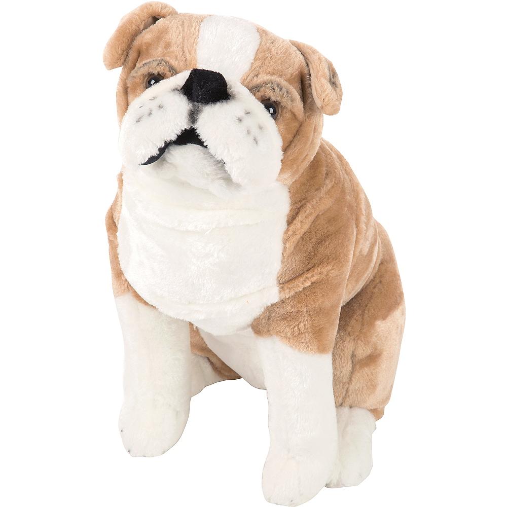Melissa & Doug Giant English Bulldog Plush Image #1