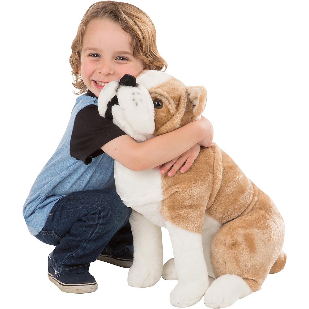 Melissa & Doug Giant English Bulldog Plush Image #2
