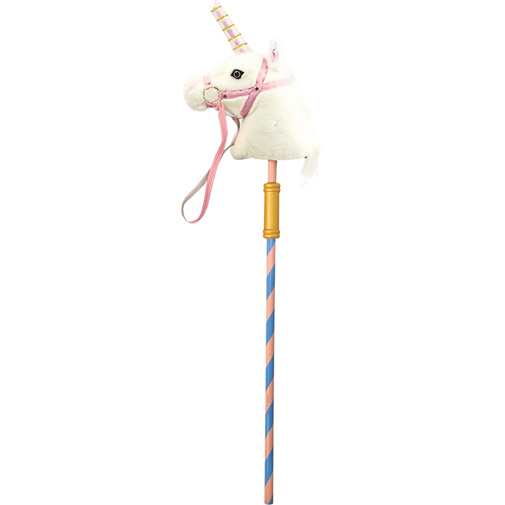 Melissa & Doug Prance-n-Play Stick Unicorn with Sound Effects Image #1