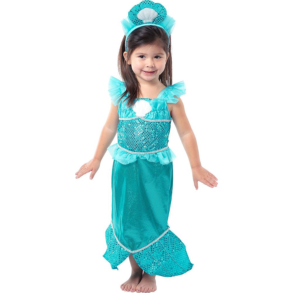 Melissa & Doug Mermaid Role Play Costume Set Image #1