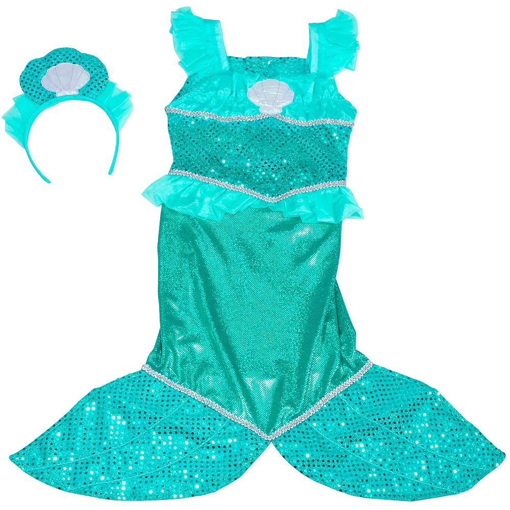 Melissa & Doug Mermaid Role Play Costume Set Image #2