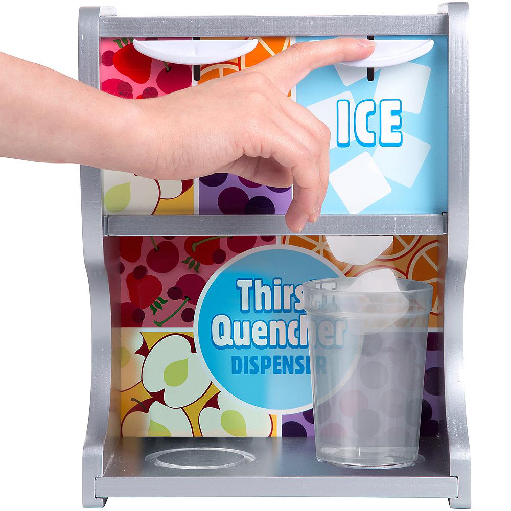 Melissa & Doug Thirst Quencher Drink Dispenser Set 10pc Image #2