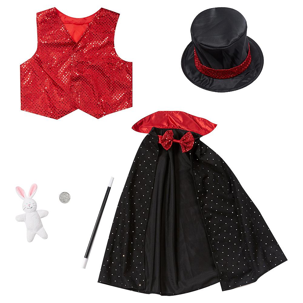 Melissa & Doug Magician Role Play Costume Set Image #1
