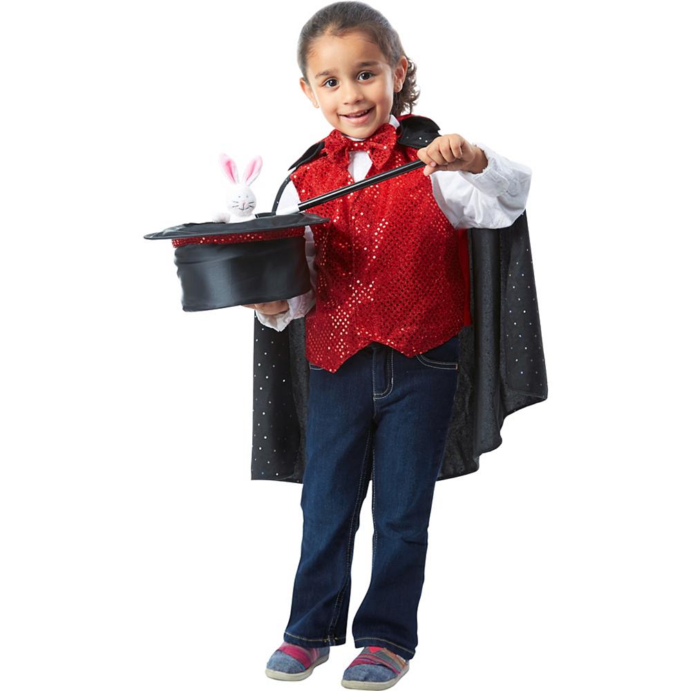 Melissa & Doug Magician Role Play Costume Set Image #2