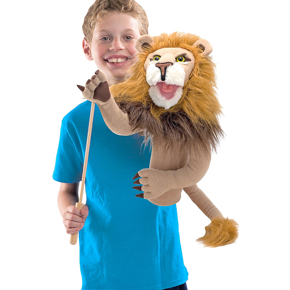 Melissa Doug Rory The Lion Puppet
