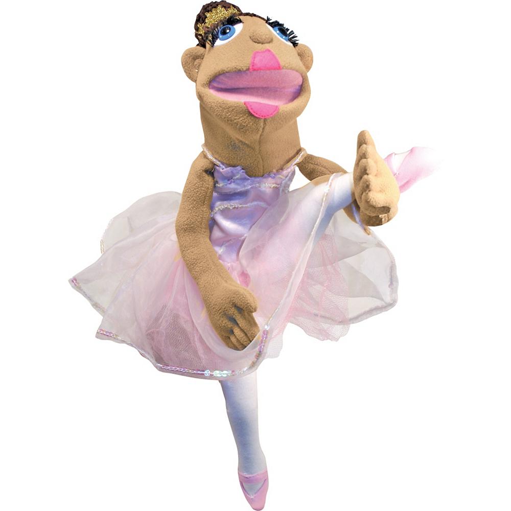 Melissa & Doug Ballerina Puppet Image #1