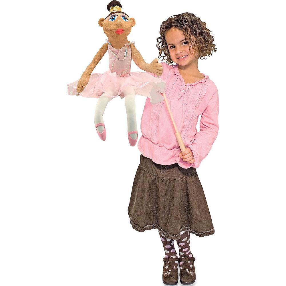 Melissa & Doug Ballerina Puppet Image #2