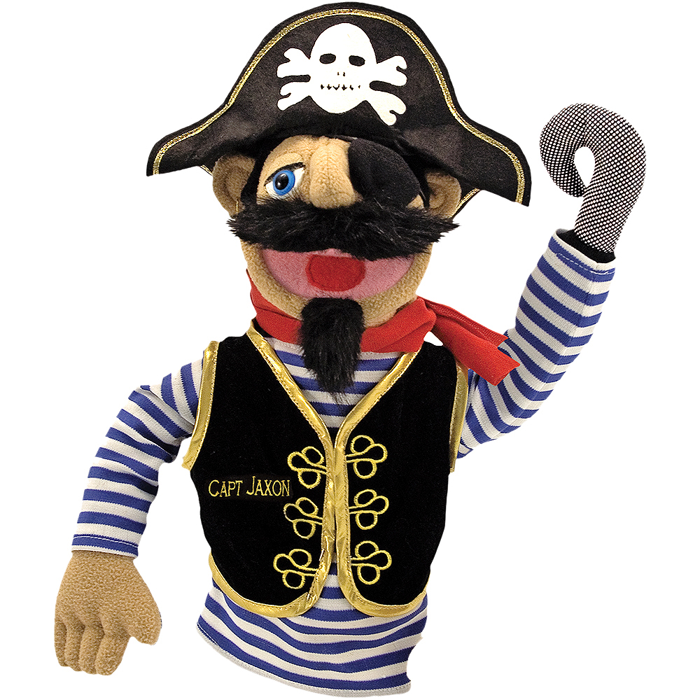 Melissa & Doug Pirate Puppet Image #1