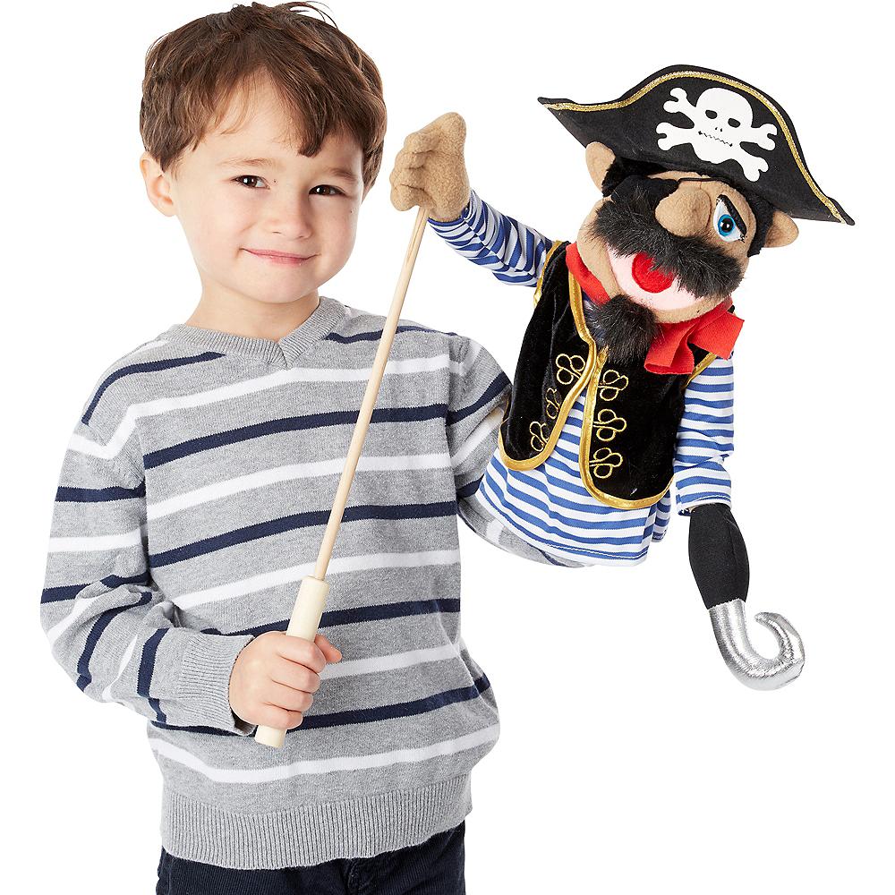 Melissa & Doug Pirate Puppet Image #2