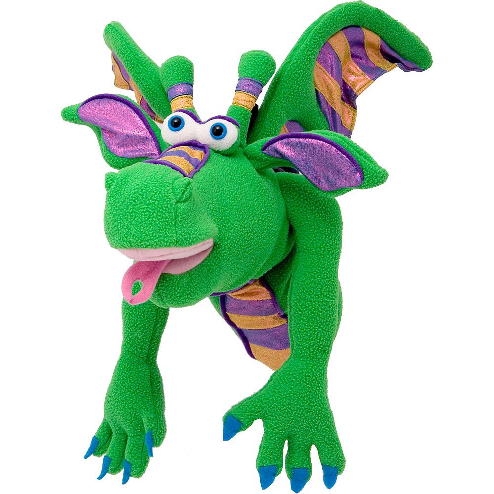 Melissa & Doug Smoulder the Dragon Puppet Image #1