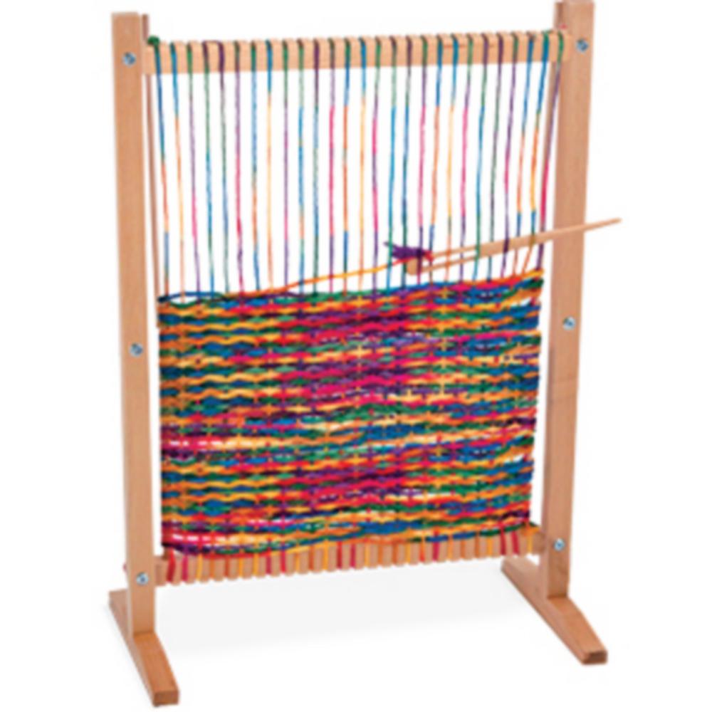 Melissa & Doug Multi-Craft Weaving Loom Image #1