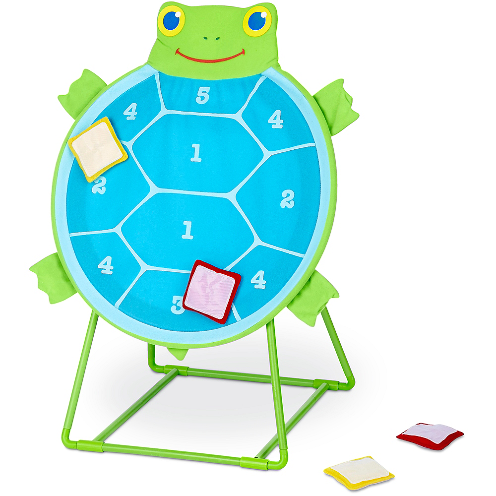 Melissa & Doug Sunny Patch Dilly Dally Turtle Target Action Game Image #1