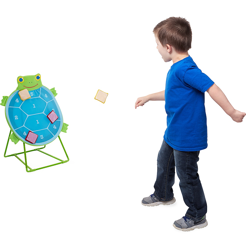Melissa & Doug Sunny Patch Dilly Dally Turtle Target Action Game Image #2