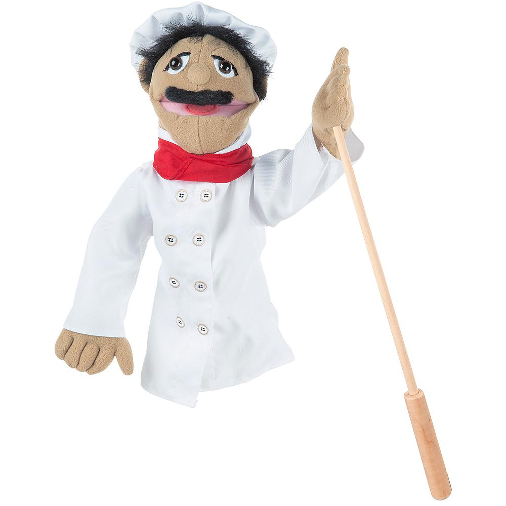 Melissa & Doug Chef Puppet Image #1