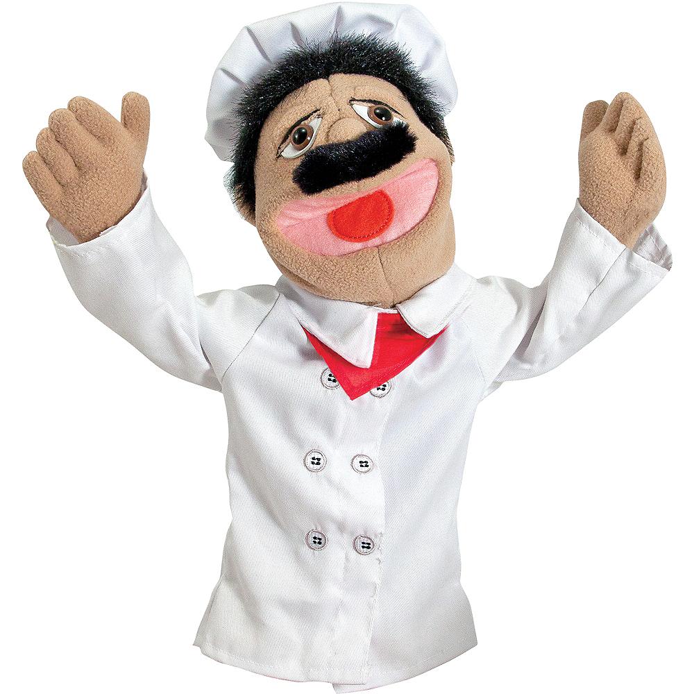 Melissa & Doug Chef Puppet Image #2